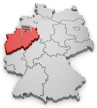Nordrhein-Westfallen