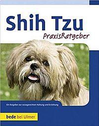 Buch über die Hunderasse Shih Tzu